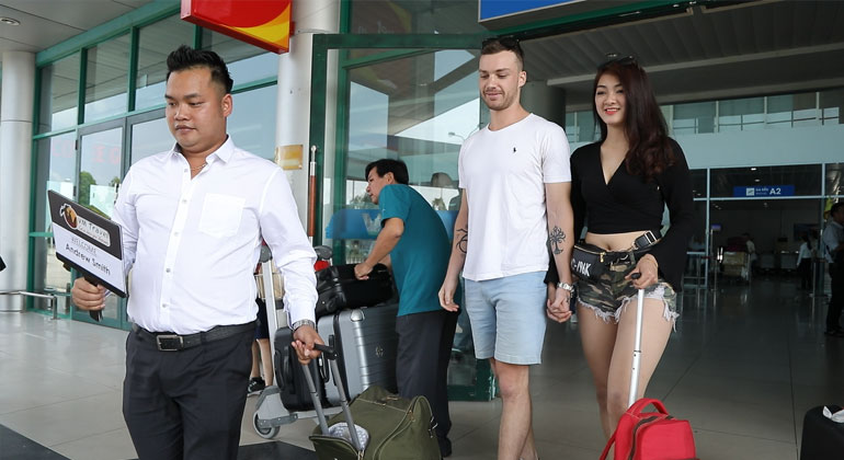 danang airport to city centre